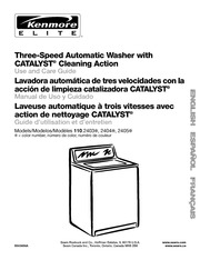 kenmore 110 washer service manual