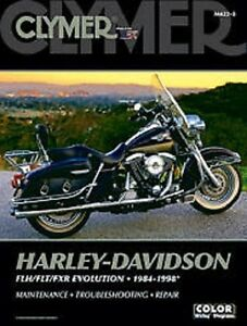 factory harley shop manual for 1977 flh