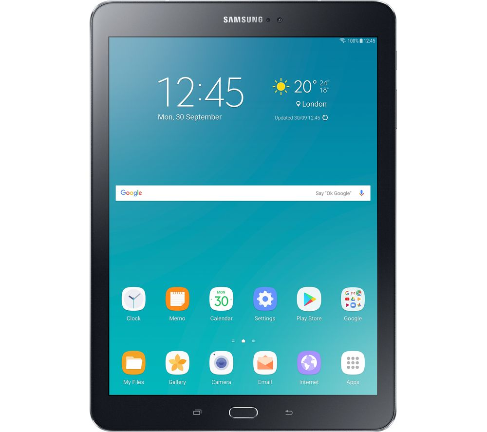 manual of the tab samsung s2