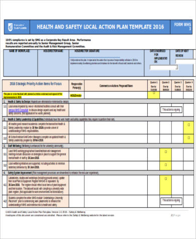 health and safety manual template nz