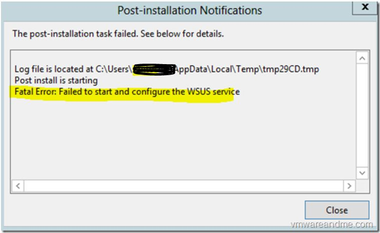 server 2012 r2 manage updates manually command line