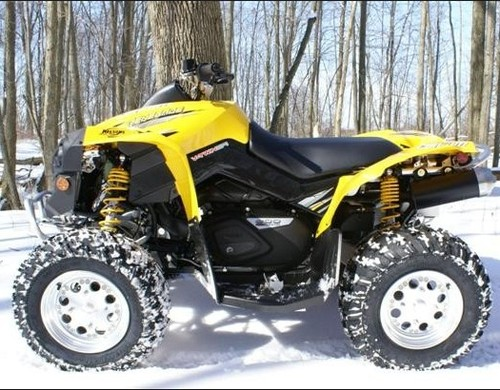 can am outlander 2007 service manual