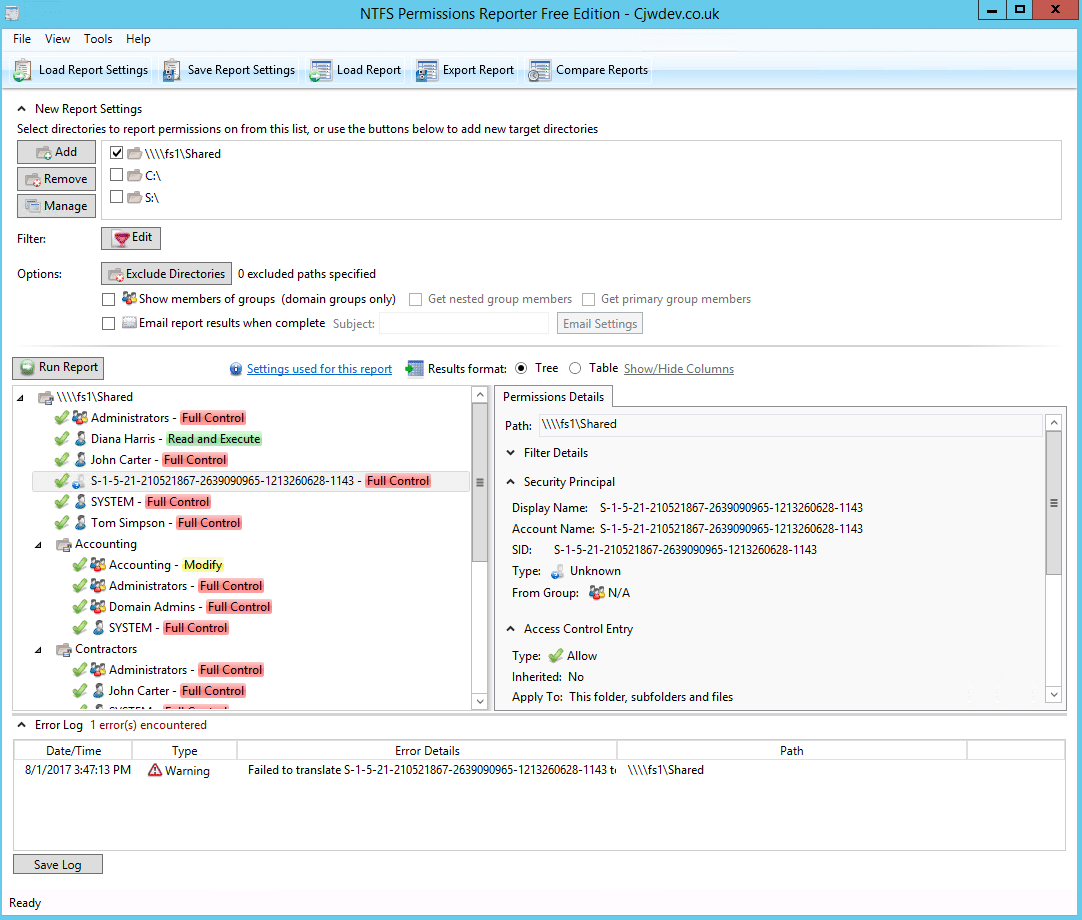 how to access regedit manually
