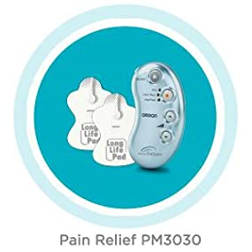 omron electrotherapy pain relief pro manual