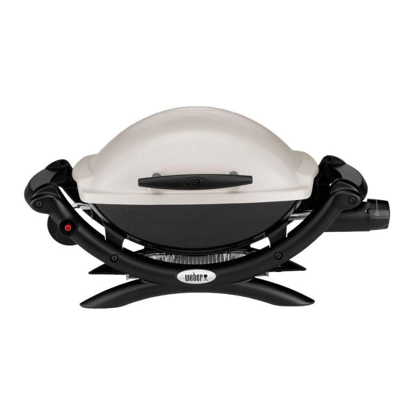 weber q140 electric grill manual